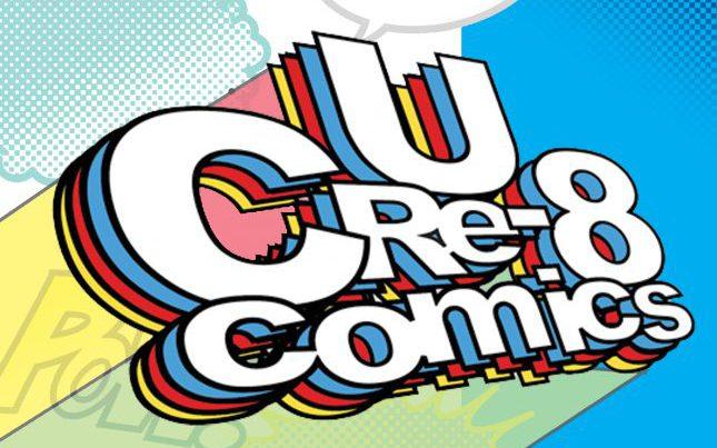U Cre-8 Comics